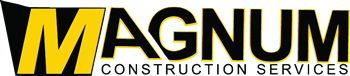Logo Magnum Construction Services Trans